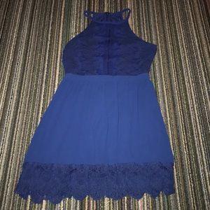 Francesca's Mini Dress